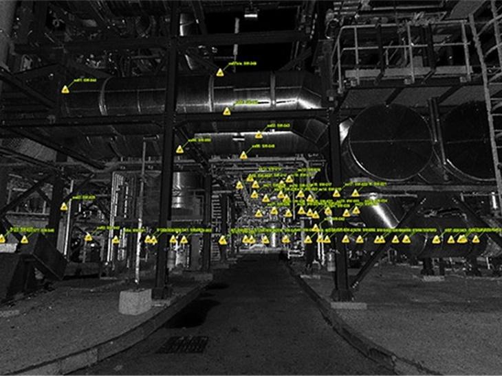 RILIEVO 3D CON LA TECNOLOGIA LASER SCANNING
